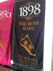 Yukon Banners