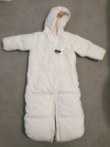 12299a29fd0 Baby outerwear - 3 to 6 months - down filled and fleece lined
