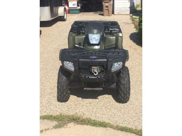 Used 2009 Polaris Sportsman x2 500 HO