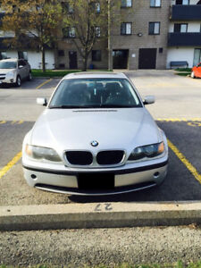 2002 BMW 325XI ALL WHEEL DRIVE FOR SALE