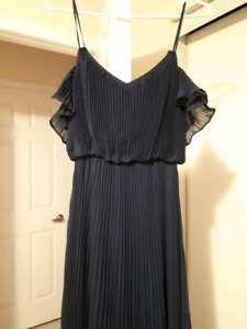 Blue navy dress Size S