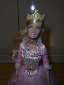 Barbie princesse Anneliese 2003 du château magique de Disney