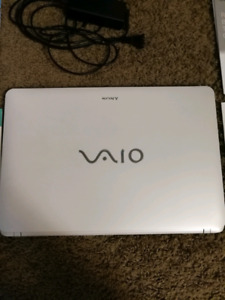 Sony Vaio Fit 15e Touch Screen Laptop