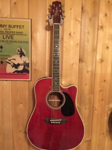 Takamine EF325SRC  Acoustic Guitar