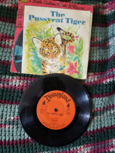 A Little Golden Book and Record