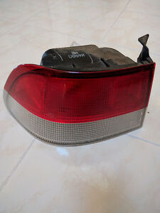 1999-2000 Honda Civic Coupe Tail Light OEM Left Side