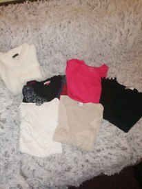 Size 10/S bundle of ladies clothes- all for £3