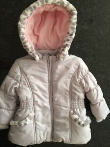 Name IT Girl Winter Jacket 4 - 6 Months