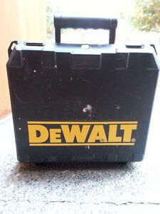 Dewalt drill with battery & charger