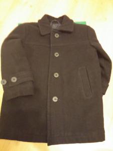 Manteau élégant pour garçon 5-7 ans pour 25$