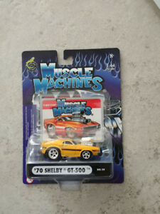 Diecast Muscle machines mustang shelby