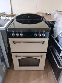 Electric cooker ceramic top new