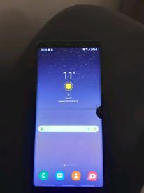 Samsung galaxy note 8 edge 64gig