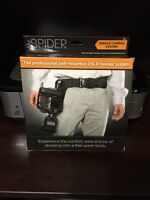 Spider pro camera holster single camera holster