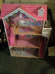 Girls doll house.