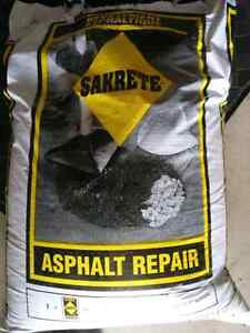Sakrete Asphalt Repair