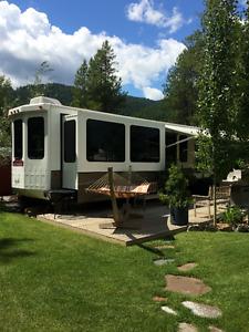 Fantastic Property at Eagles Nest RV Resort at Moyie Lake