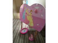 Disney princess headboard
