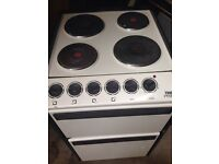 Tricity prince electric cooker with grill &oven