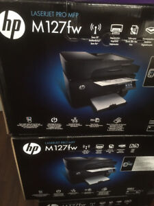 HP Printer. M127fw Multi Function.