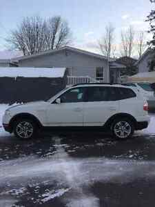 2007 BMW X3 is SUV, Crossover