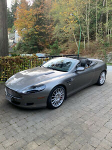 2007 Aston Martin DB9 Volante Coupe (2 door)