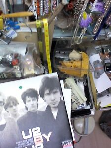 U2 by U2 in HEARTBEAT Thrift Store, BayView Mall, Belleville