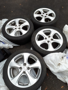 Hyundai mags 16 inches
