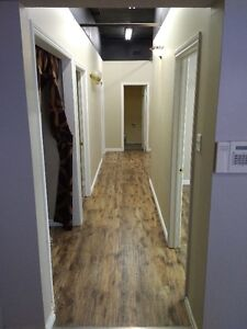 excellent space recently renovated-lease includes utilties