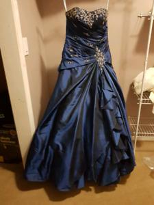 Size 2 Grad Dress