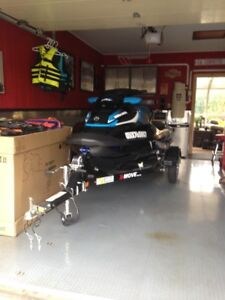 2017 RXT 260 Supercharged  Sea Doo