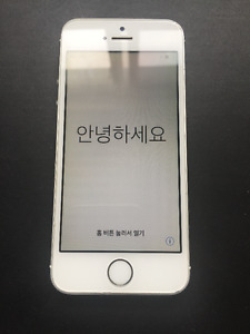 Apple iPhone 5s 16GB - Unlocked - Mint Condition -