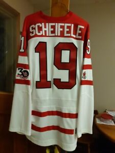 b002dc185b172 Mark Scheifele signed 2011 World Juniors jersey.