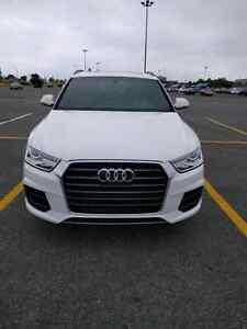 2016 Audi Q3 Komfort 2.0 TFSI FWD with Audi Maintenance Care