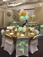 EVENT PLANNER, PARTY DECOR, BALLOONS, CAKE TABLES AND MUCH MORE!