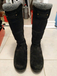 Timberland Suede Winter waterproof boots