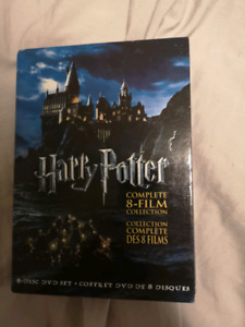 Harry Potter 8 film collection dvd
