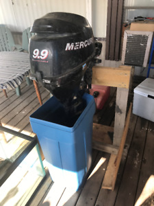 2006 9.9 4 stroke evinrude for sale