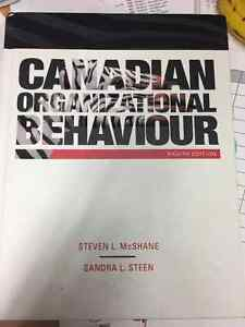 CANADIAN ORGANIZATIONAL BEHAVIOUR-Eighth Edition