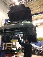 Auto Technician Apprentice