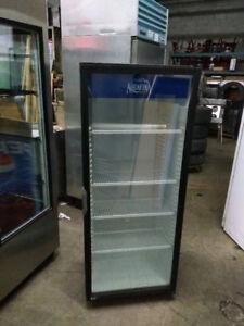 Réfrigérateur commercial Pipsi-cola