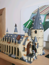 Lego harry potter the great hall