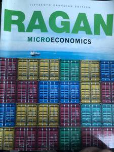 Ragan Microeconomics fifteenth edition book