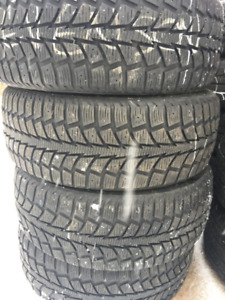 205 55 16 Winter tire