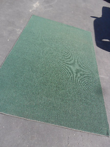 Hunter Green Area Rug