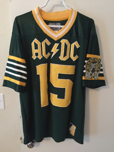 AC/DC Eskimo's Replica Jersey