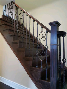 Staircase Hardwood Flooring