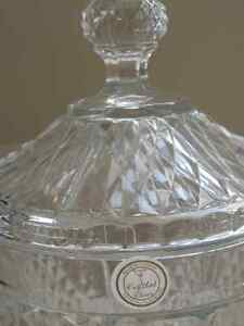 Turkish Pasabahce Crystal Candy Dish Regina Regina Area image 2