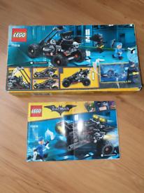 Lego Batman Dune buggy