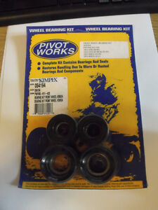 Pivot Works Wheel Bearing kit PWFWK-H11-420
